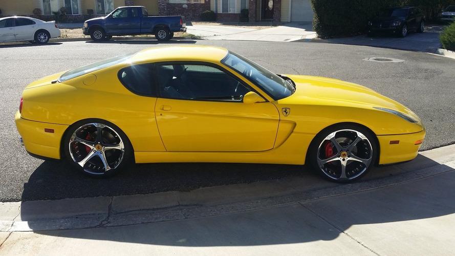 Ferrari 456M replica with Lexus engine sells for BMW M240i money