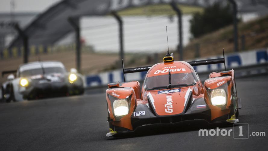 #26 G-Drive Racing Oreca 05 Nissan- Roman Rusinov, Will Stevens, René Rast