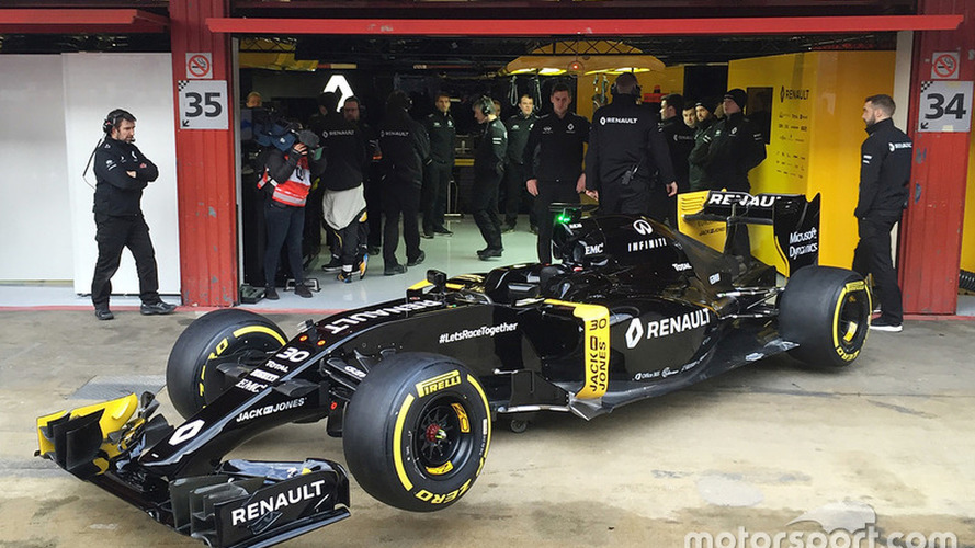 Renault launches new RS16