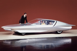 The Firebird IV Was GM's Idea of an Autonomous Future: Weird Car of the Week