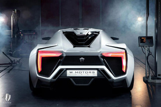 W Motors Lykan: Saudi Arabia's First Supercar