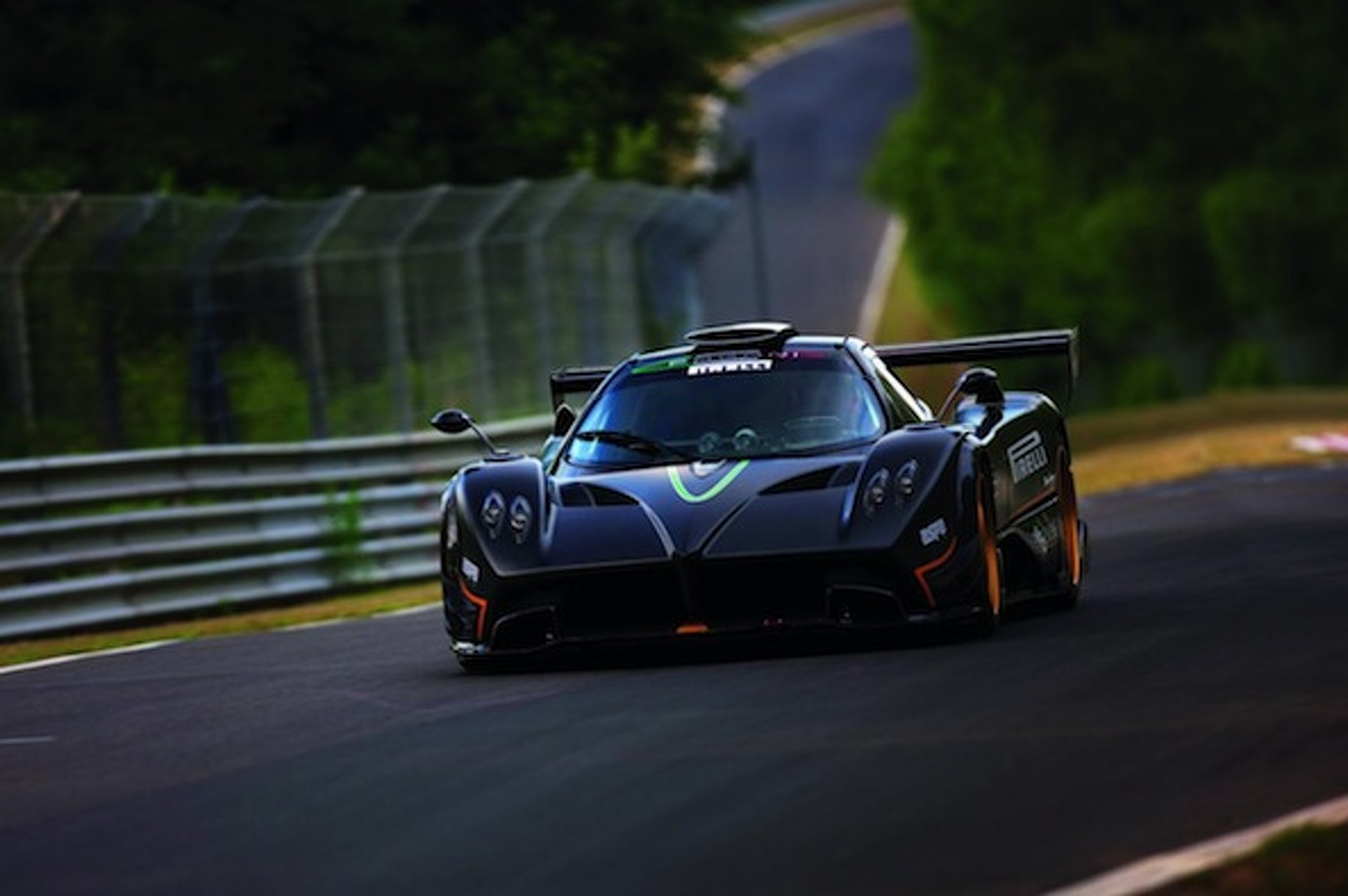 Nurburgring Race Track Reportedly Selling for $170M