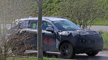Possible Fiat C-segment SUV spy photo