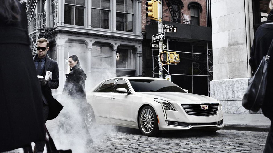 Cadillac CT6 won't be offered with an extended wheelbase, flagship sedan still in the works