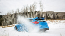2016 Ford Focus RS US Spec with winter tire package