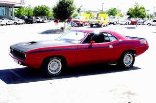 Classified of the Week: 1970 Plymouth Cuda AAR