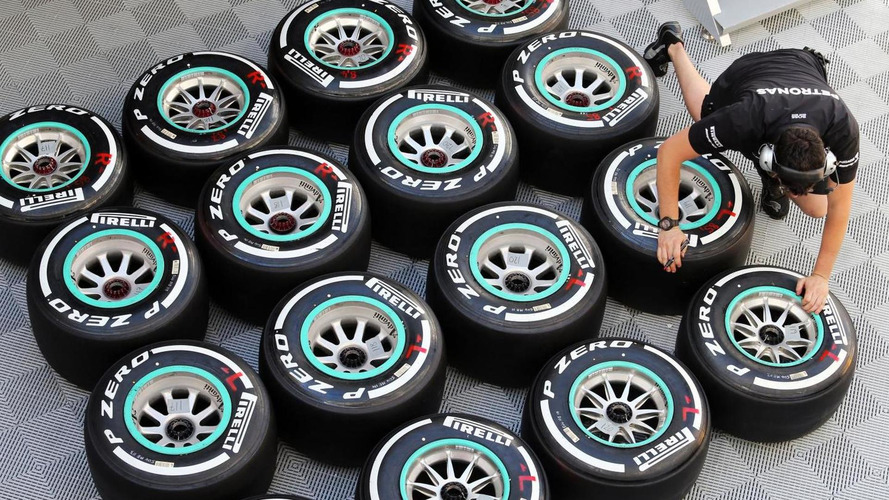 Race to be tyre supplier in 2017 begins