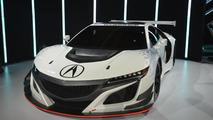 L'Acura NSX GT3 au salon de New York