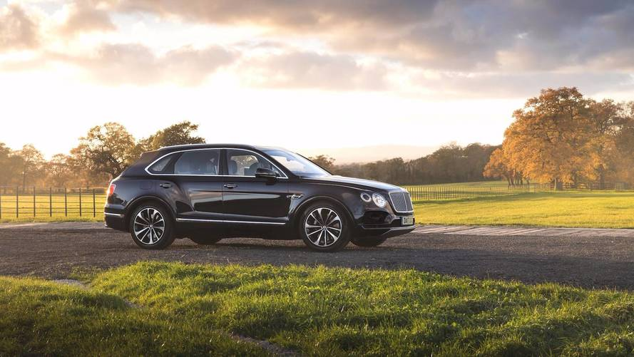 Bentley Bentayga Field Sports Edition Allows You To Hunt