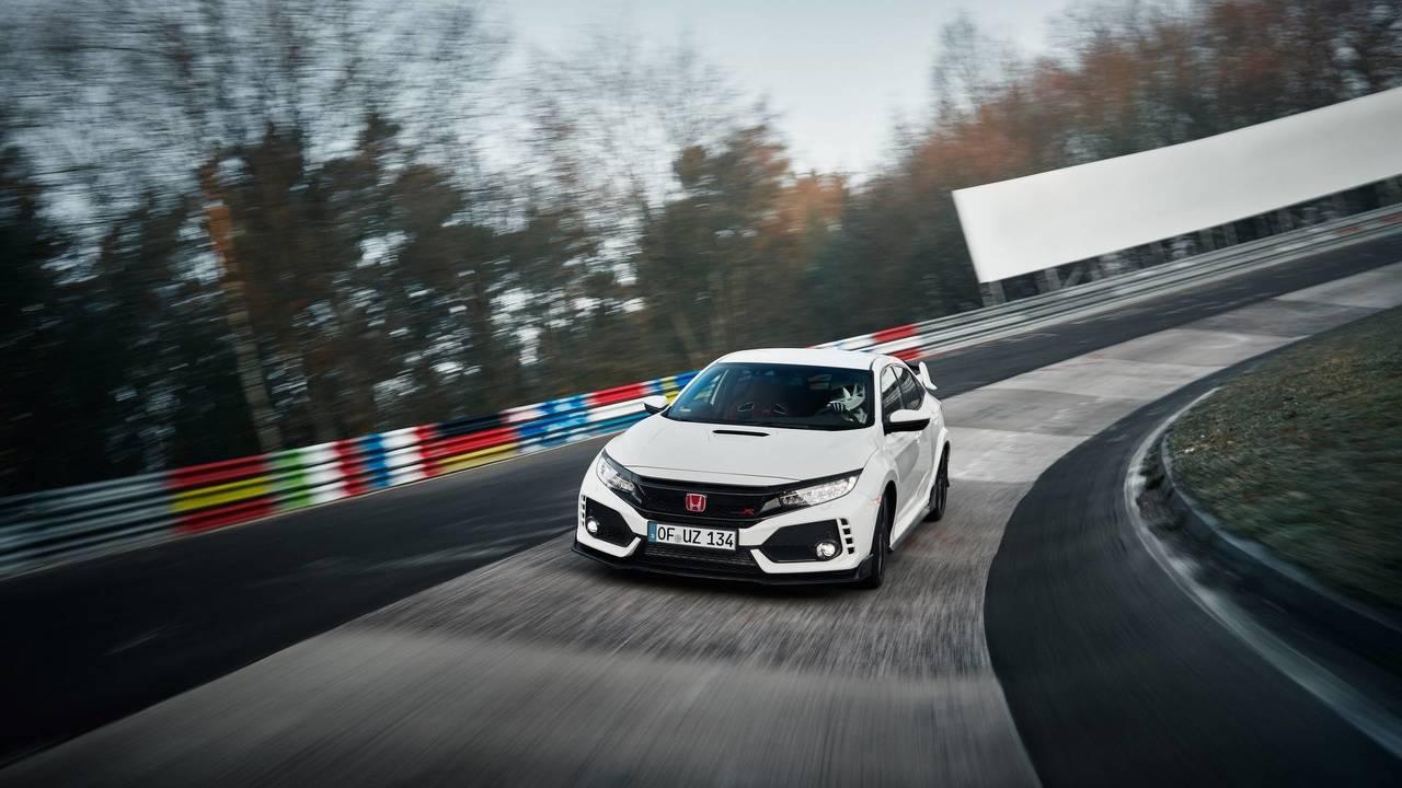 7. Honda Civic Type R - 320 ch, 400 Nm