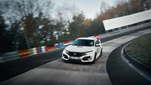 7. Honda Civic Type R - 320 ch, 400 Nm