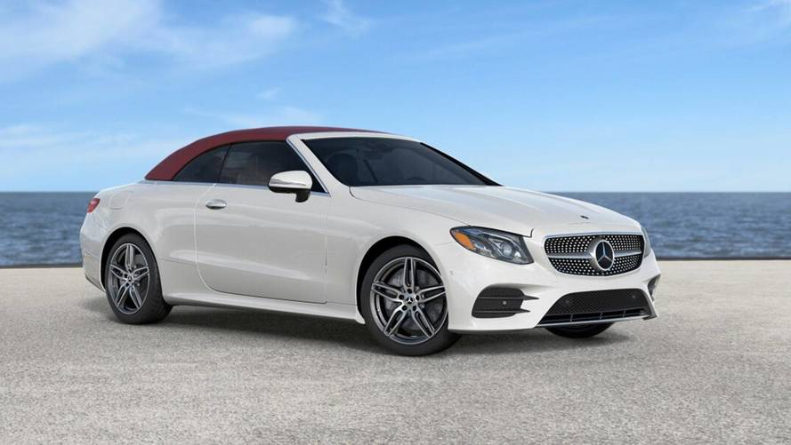 Most expensive 2018 mercedes benz e400 cabriolet costs 96 395 for The most expensive mercedes benz