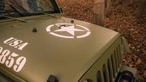 Geiger Cars Willys Jeep Wrangler