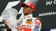 Lewis Wins in Canada 2007