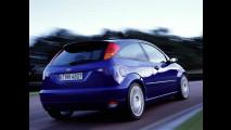 Ford Focus RS, le foto storiche