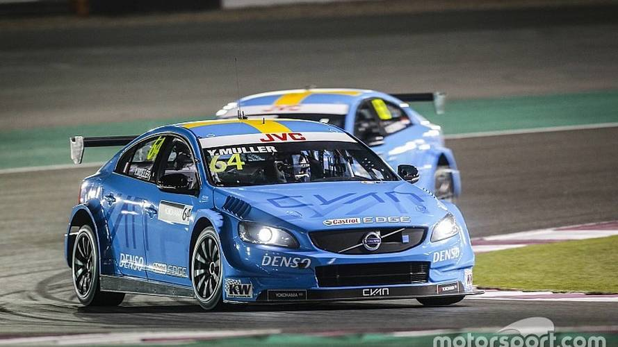 Volvo Believed To Be Working On TCR Car