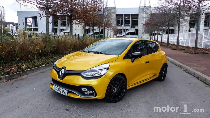 Essai Renault Clio R.S. Trophy – Celle qu'il ne faut pas sous-estimer