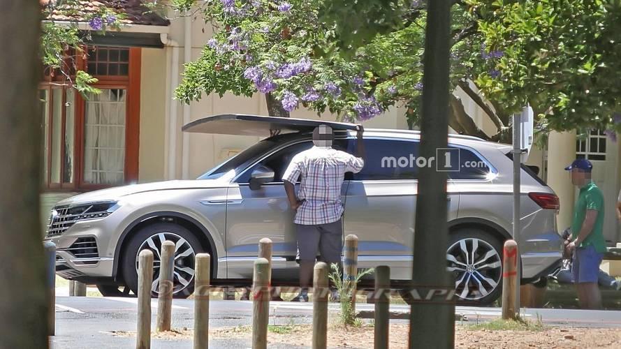 Yeni VW Touareg ilkbaharda tanıtılacak