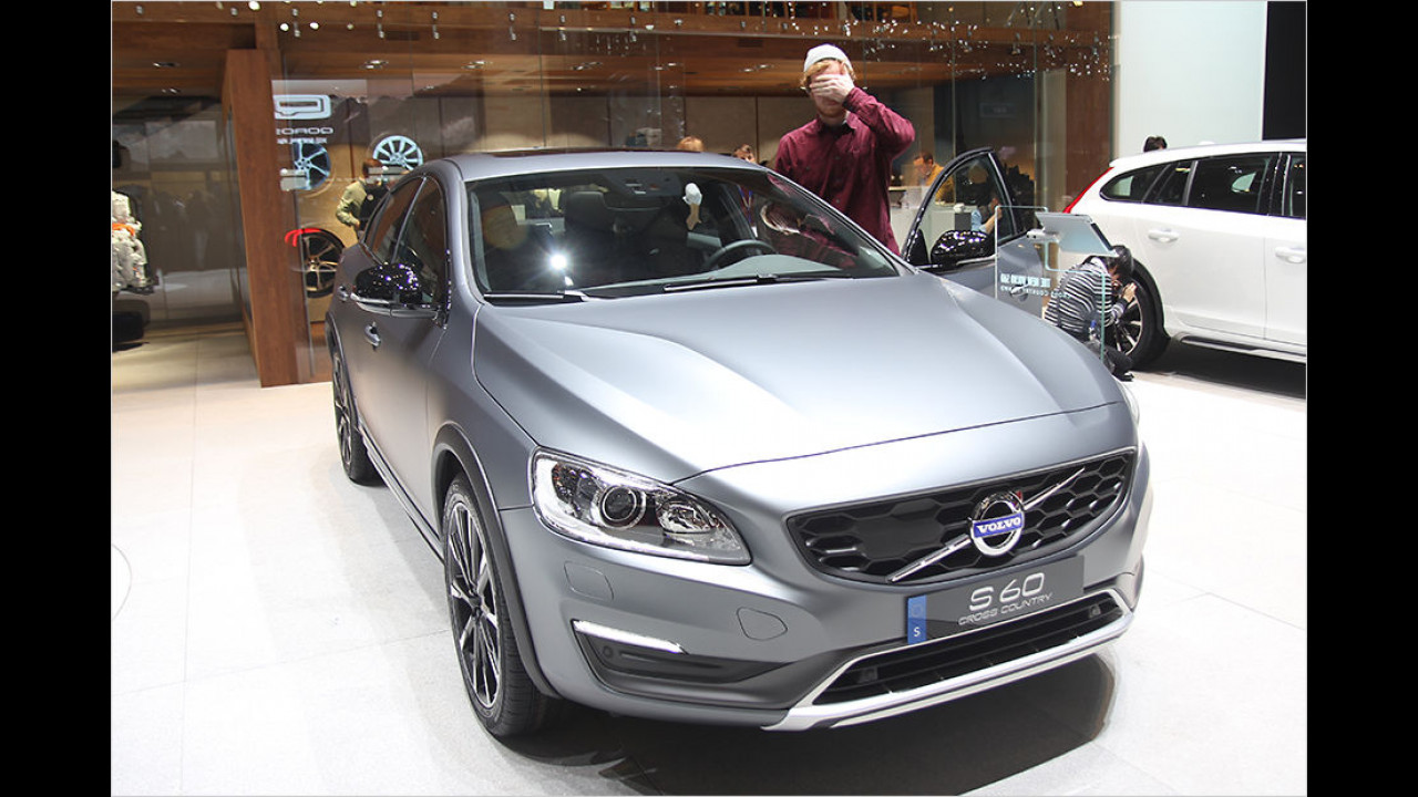 Top/Flop: Volov S60 Cross Country