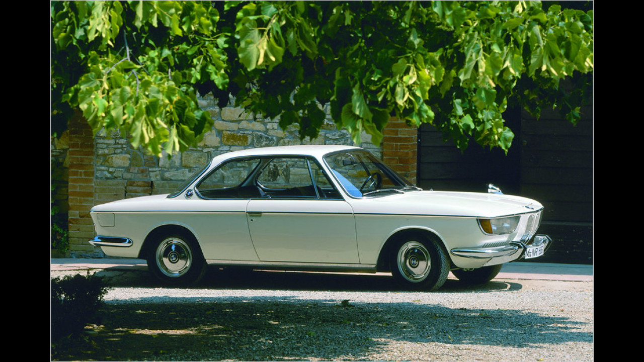 BMW 2000 CS (1965)