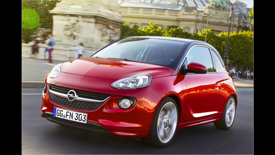 Opel setzt auf die Drei