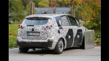 Erwischt: Opel Meriva C