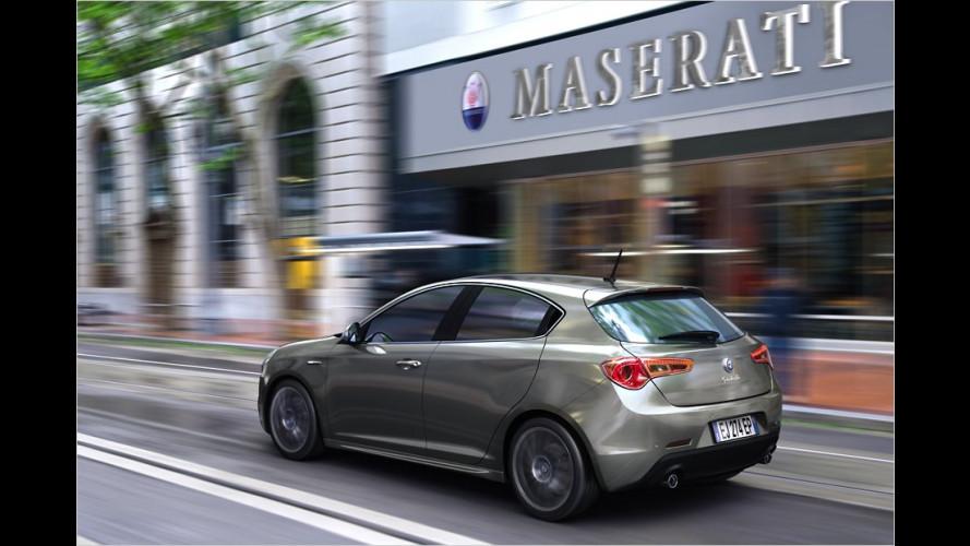 Edel-Giulietta für Maserati-Kunden