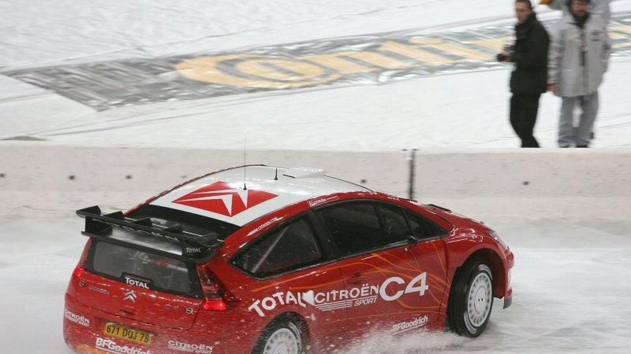 2007 Citroen C4 WRC