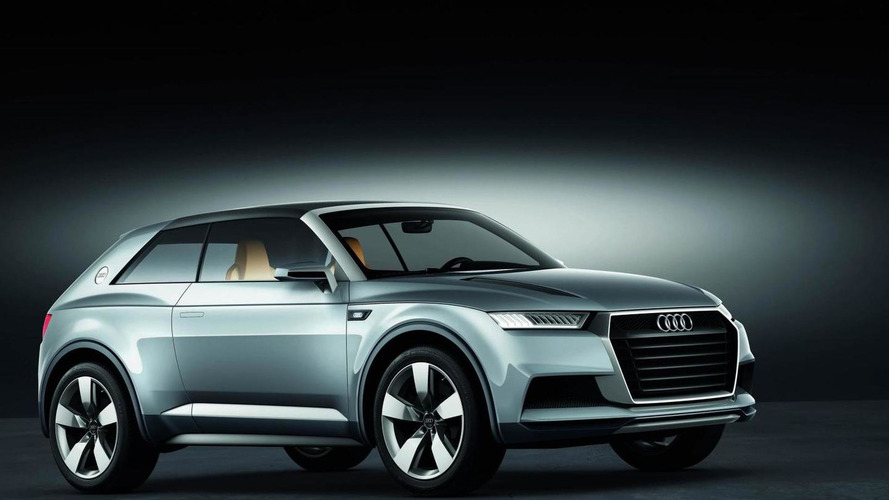 Audi trademarks SQ2, SQ4, Q9 and f-tron