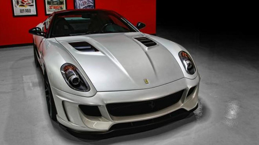 Ferrari 599 styling program by Vorsteiner announced