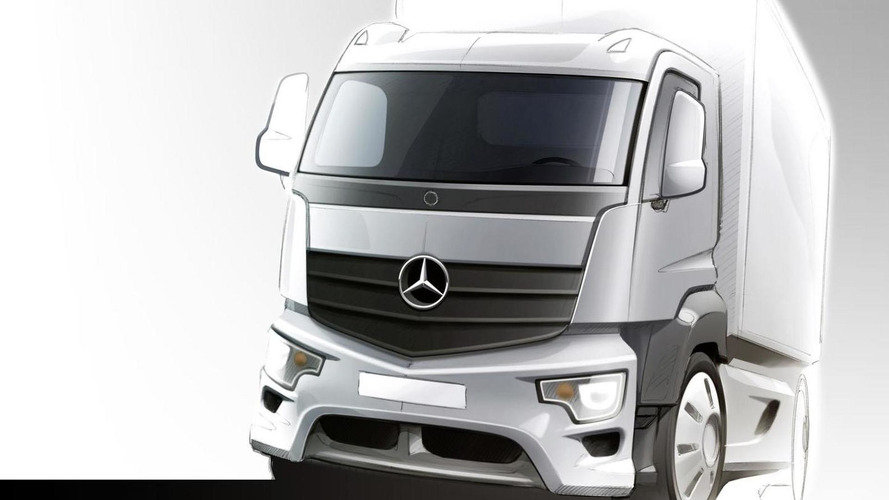 2013 Mercedes Antos teased