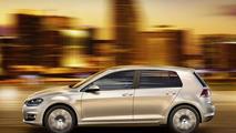 2013 Volkswagen Golf leaked photo 04.9.2012