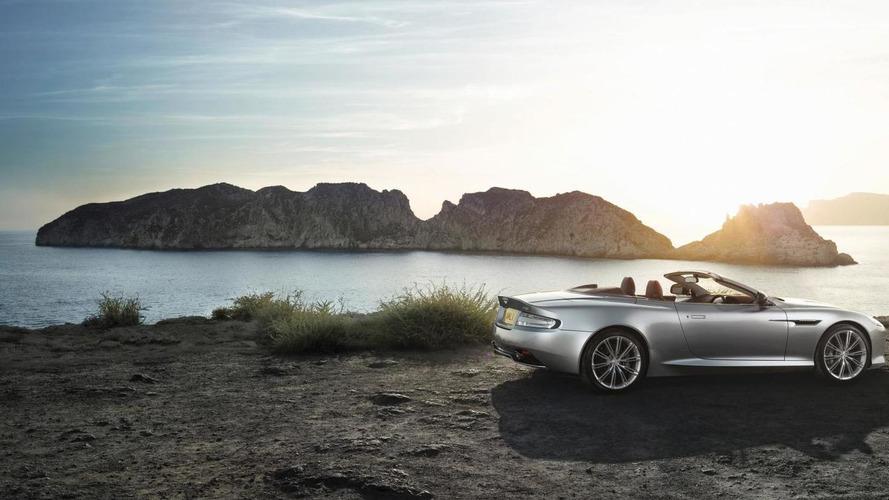 Clap de fin pour l'Aston Martin DB9
