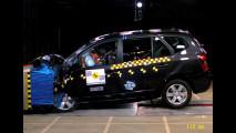 EuroNCAP su Nissan Qashqai e Kia Carens