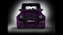 Mercedes G-Wagen by ASMA