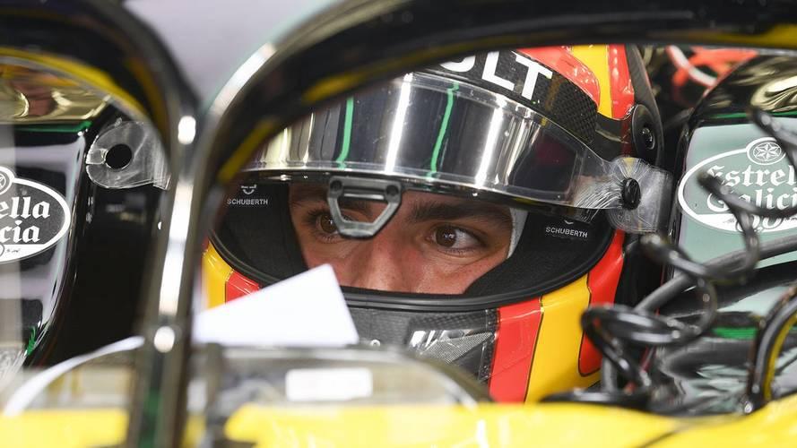Carlos Sainz estaría encantado de seguir en Renault en 2019