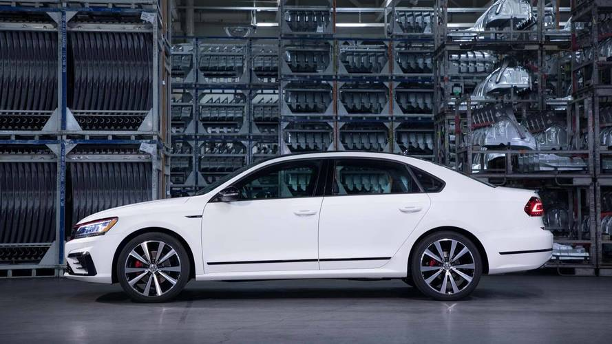 Volkswagen Adds a Little Zing to the New Passat GT