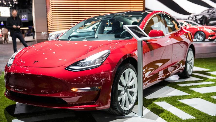 Tesla Model 3 Configurator Updated With New Choices