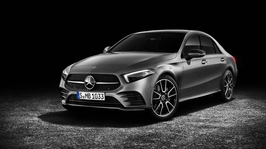 Mercedes, A Serisi Sedan'ı 25 Nisan'da tanıtabilir