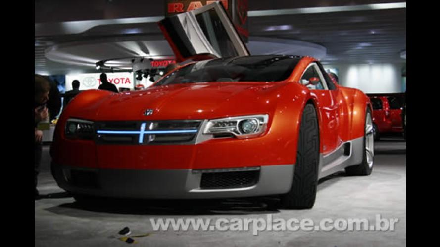 Salão de Detroit 2008: Dodge apresenta o interessante Zeo Concept