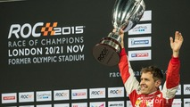 Vettel heads Race of Champions line-up for first-ever Miami event