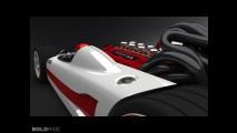 Honda Hotwheels Racer