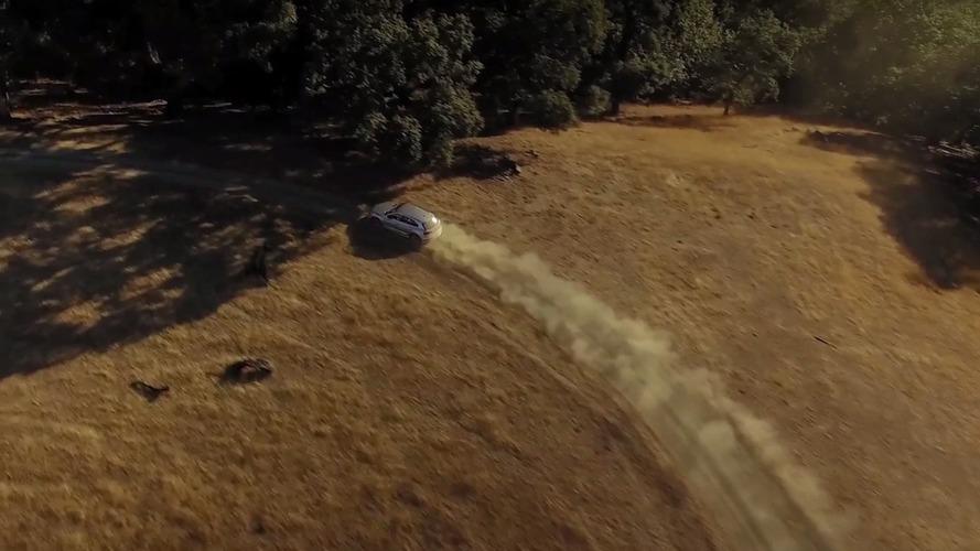 Vidéo - Un énième teaser pour l'Audi Q5 !