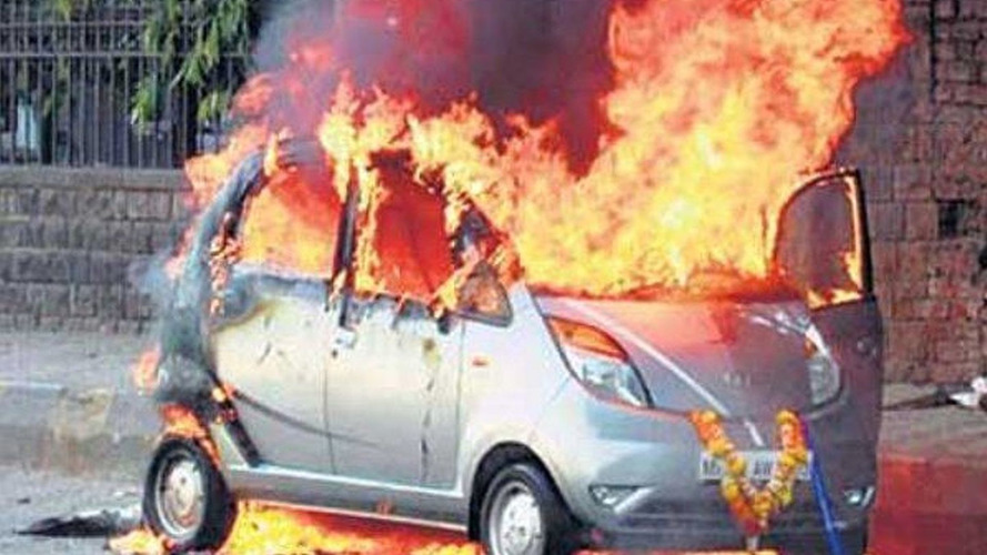 Tata Nano Spontaneous Combustion Problem Emerging?