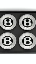 Bentley Self-Leveling Wheel Badges