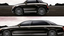 The supercar Shrinker - Maybach Type 62