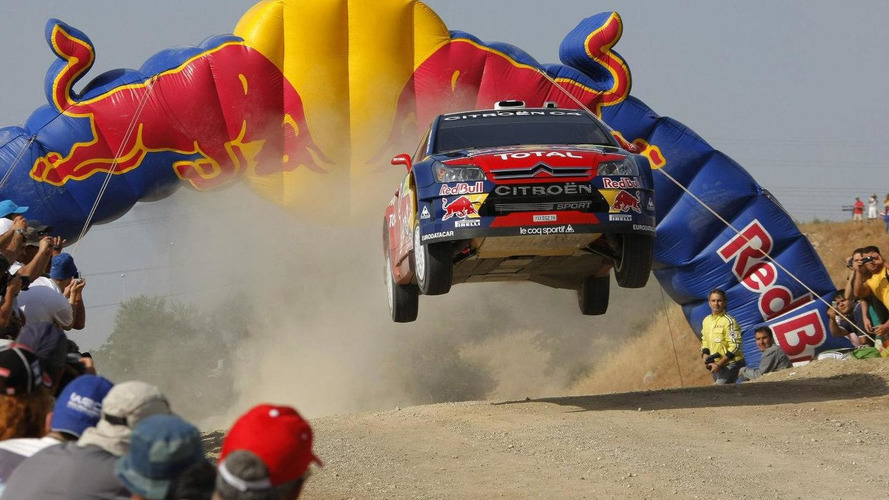 Red Bull to take over world rally series - report
