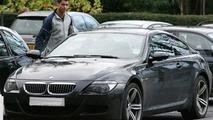Cristiano Ronaldo cars