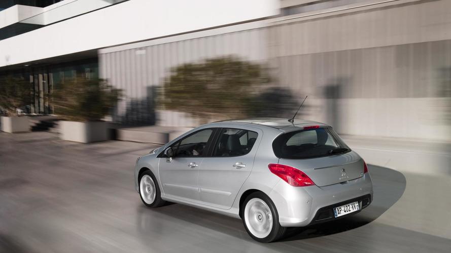 2011 Peugeot 308 facelift unveiled