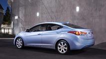 Hyundai Elantra Coupe coming to Chicago Auto Show - report